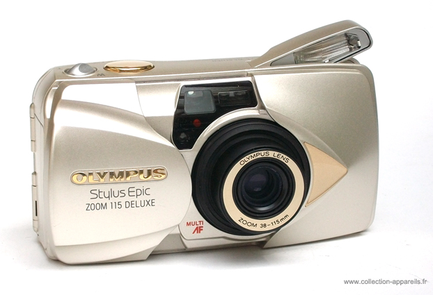 olympus stylus epic zoom 115 deluxe vintage cameras collection by rh collection appareils fr olympus stylus epic user manual olympus stylus epic repair manual