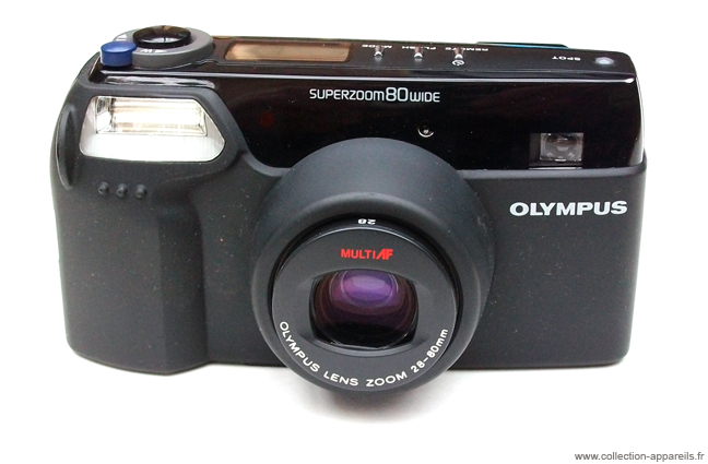 Olympus Superzoom 80 Wide