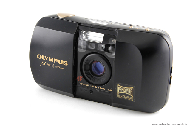 olympus mju panorama vintage cameras collection by sylvain halgand rh collection appareils fr olympus mu-1 instruction manual olympus mju 1 user manual