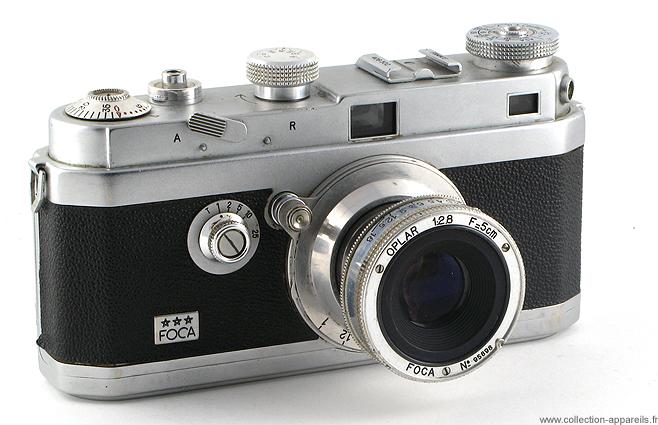 appareil photo foca