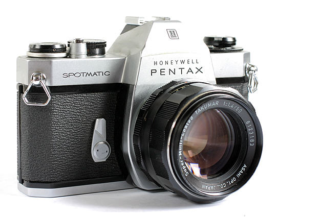 Honeywell Pentax Spotmatic II