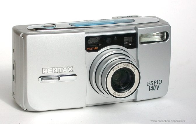 pentax espio 140v vintage cameras collection by sylvain halgand rh collection appareils fr pentax espio 140m manual