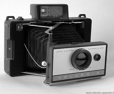 Polaroid Automatic 210 Collection appareils photo anciens par ... d19c001da821