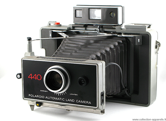 Polaroid Automatic 440