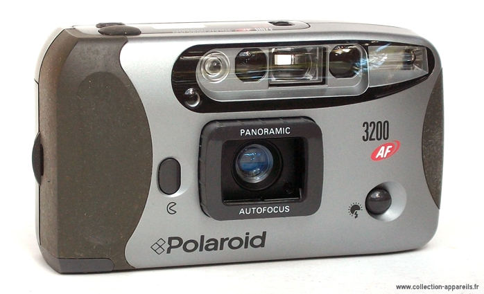 Polaroid 3200AF Collection appareils photo anciens par Sylvain Halgand 676c80d72245