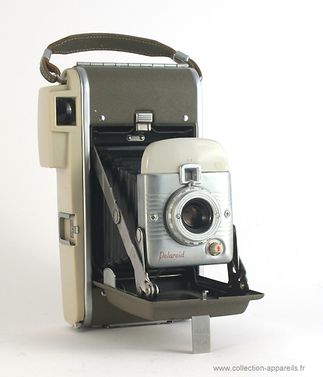 Polaroid 80A Collection appareils photo anciens par Sylvain Halgand 46a160339d46