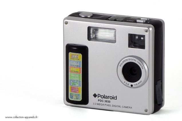 Polaroid PDC 3030 Vintage cameras collection by Sylvain Halgand a788f3dcfeca