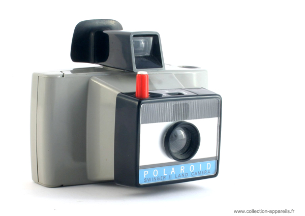 Polaroid Swinger II Collection appareils photo anciens par Sylvain Halgand 5e842a0007da