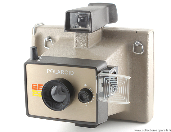 Polaroid EE22 Collection Appareils Photo Anciens Par Sylvain Halgand