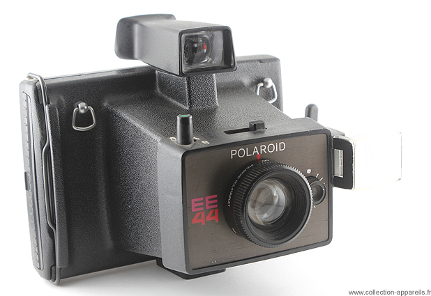 268152015c7f3d Polaroid EE44 Vintage cameras collection by Sylvain Halgand