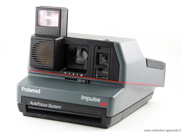 polaroid impulse af vintage cameras collection by sylvain halgand rh collection appareils fr polaroid impulse af user manual Polaroid Impluse