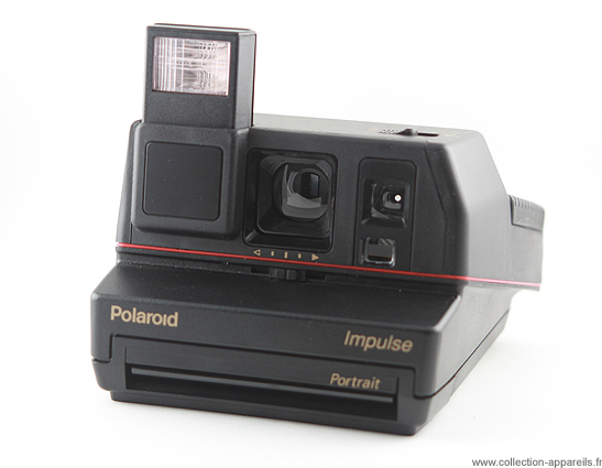 Polaroid Impulse Portrait Collection appareils photo anciens par ... 4ca05e080f29