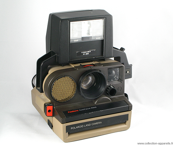 Polaroid Polasonic Autofocus 4000 Vintage cameras collection by ... 72b7badda830