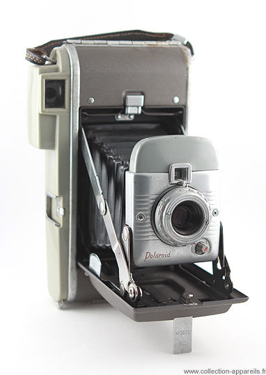 Polaroid 80 Collection appareils photo anciens par Sylvain Halgand 2f8429b19b94