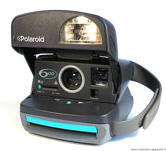 Polaroid 600 Collection appareils photo anciens par Sylvain Halgand 19357df7e9ae