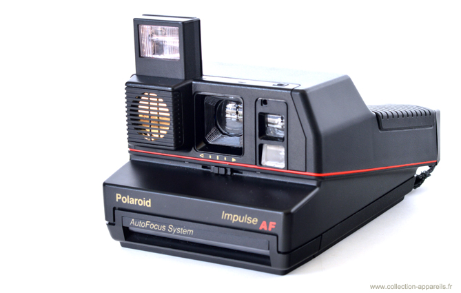 Polaroïd Impulse AF Collection appareils photo anciens par Sylvain ... 14fc7c61921b