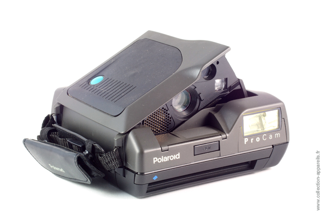 The Polaroid ProCam is an exception within the Image Spectra range. Most  visible difference with the Image cameras stands in the opening mechanism  that is ... fdbe83921dc5