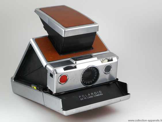 polaroid sx 70. Black Bedroom Furniture Sets. Home Design Ideas
