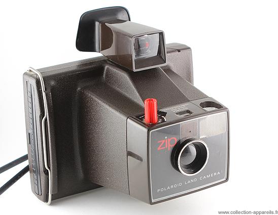 7d57ee35372875 Polaroid Zip Collection appareils photo anciens par Sylvain Halgand
