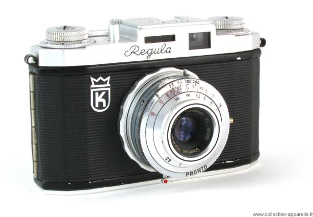 Regula IP Vintage cameras collection by Sylvain Halgand