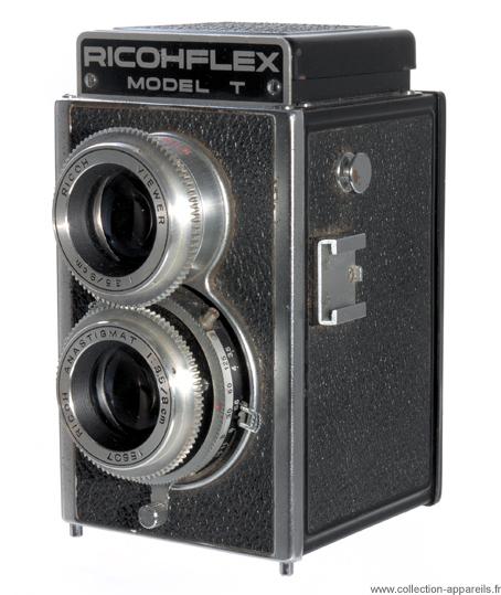 Ricoh Ricohflex Model T