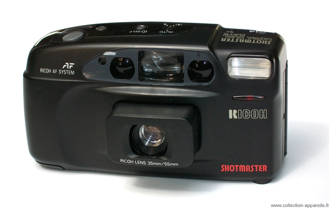 Ricoh Shotmaster Ultra Dual Date