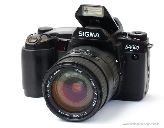 Sigma SA-300 N