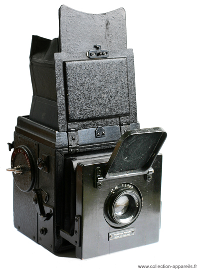 Thornton Pickard Ruby Horizontal Vintage cameras collection by
