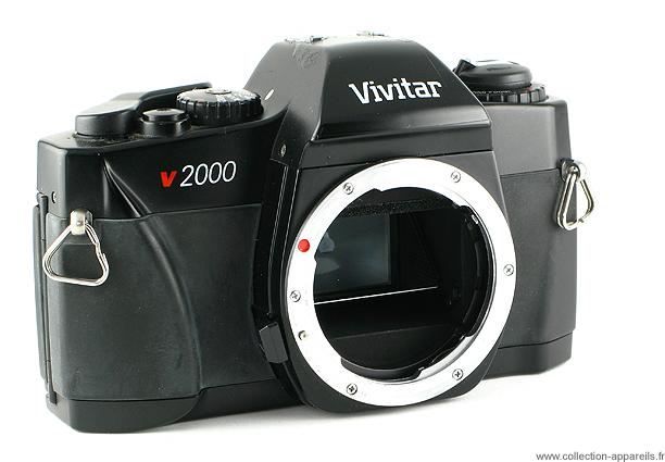 vivitar v2000 vintage cameras collection by sylvain halgand rh collection appareils fr  vivitar t325 manual