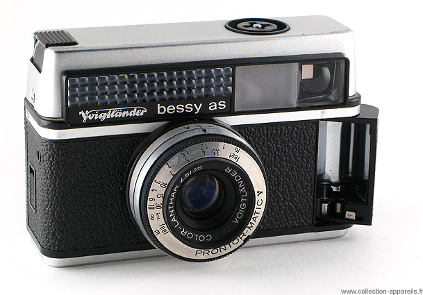 Voigtlander Bessy as
