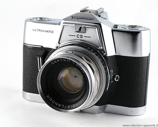 Voigtlander Ultramatic CS