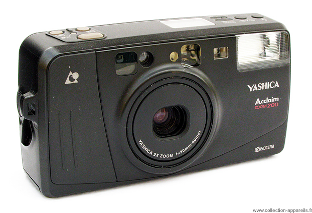 Yashica Acclaim Zoom 200