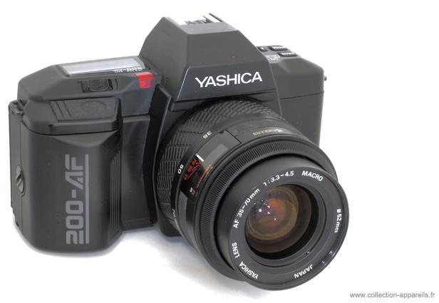 Yashica 200 AF