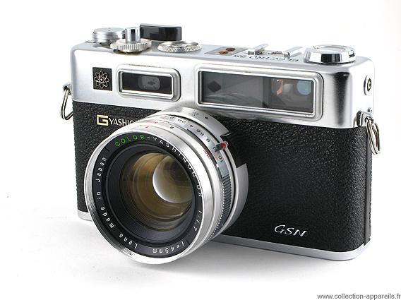appareil photo yashica electro 35