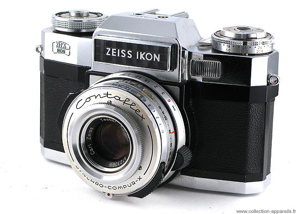 Image result for zeiss ikon contaflex super B