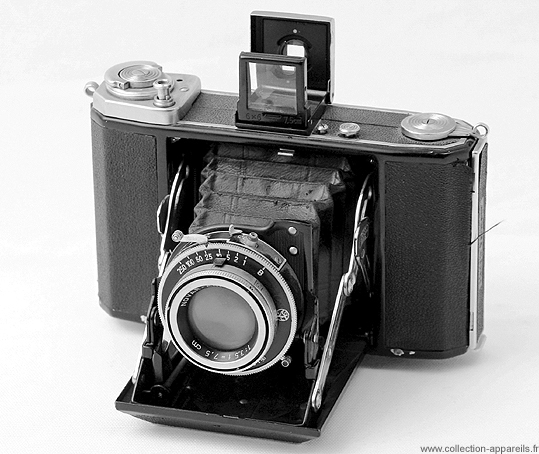 zeiss ikon ikonta b vintage cameras collection by sylvain halgand rh collection appareils fr zeiss ikon user manual zeiss ikon contina camera manual