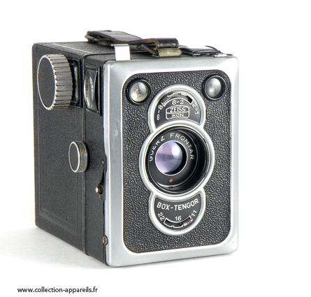 Zeiss Ikon Box Tengor