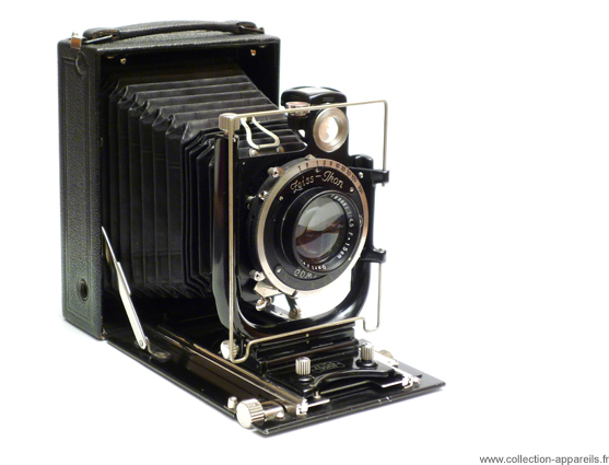 Zeiss Ikon Ideal Vintage cameras collection by Sylvain Halgand