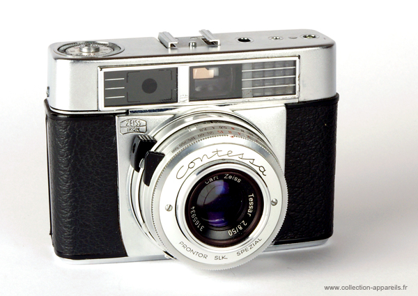 Zeiss Ikon Contessa matic E