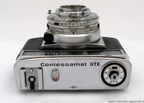 Zeiss Ikon Contessamat STE Vintage cameras collection by