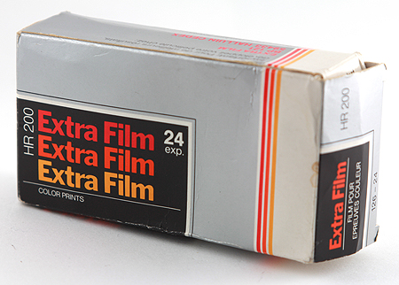 Extrafilm Color HR 200