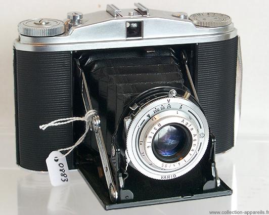 نتيجة بحث الصور عن كاميرات أجفا agfa