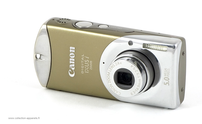 Canon Digital Ixus i zoom