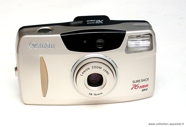 Canon Sure Shot 76 Zoom
