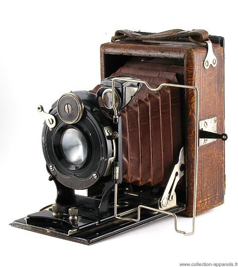 Foth Folding De Luxe Vintage Cameras Collection By Sylvain Halgand