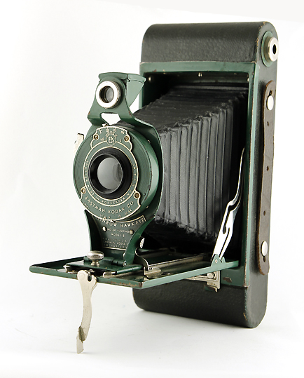 Kodak Rainbow Hawk-Eye n°2A Folding
