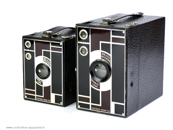 Kodak Beau Brownie n°2