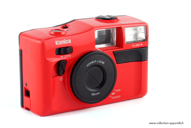 Konica EFP-30 Dr. Finder