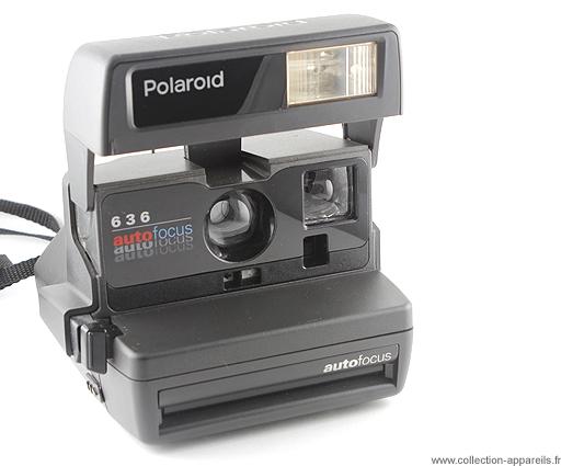 polaroid 636 autofocus. Black Bedroom Furniture Sets. Home Design Ideas
