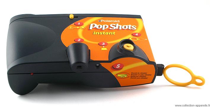 Polaroid Popshots Collection Appareils Photo Anciens Par